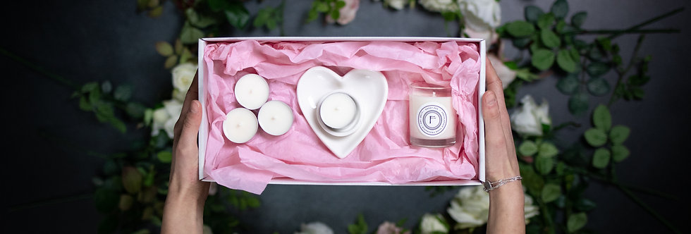 Mother's Day Tealight Gift Set