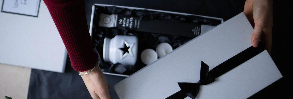 Wax Melter Gift Set
