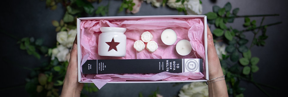 Mother's Day Wax Melter Gift Set