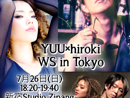 YUU×hiroki WS
