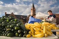 Depot Plaza Farmer's Market