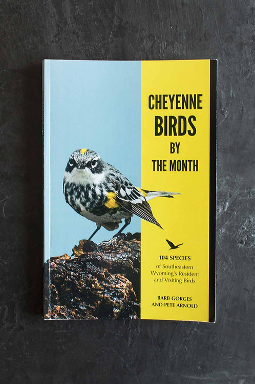 Cheyenne Birds By The Month (Book)