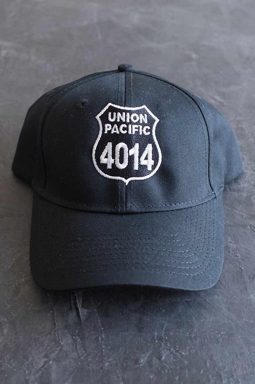 4014 Hat (Black)