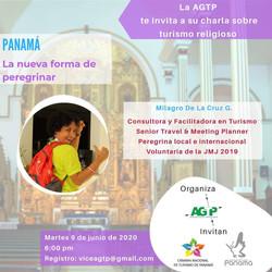 Panamá, la nueva forma de peregrinar