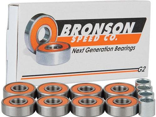 copy of Bronson G2 Bearings