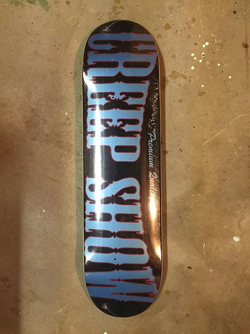 Iron Fist Metallic Blue 8.125