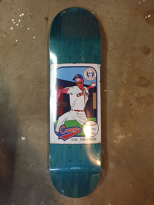 Wholesale Don Creep Show Creeps Deck