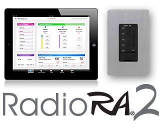 Lutron Radio Ra2 Smart Home Automation