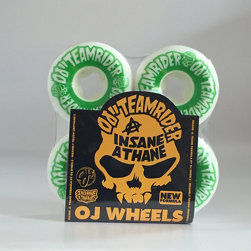 OJ Wheels Insaneathane Team Rider Hardline 99a