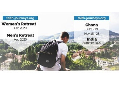 2020 Retreats & Trip Dates