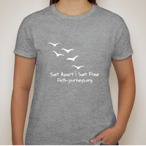 """Set Apart"" Womens Shirt"