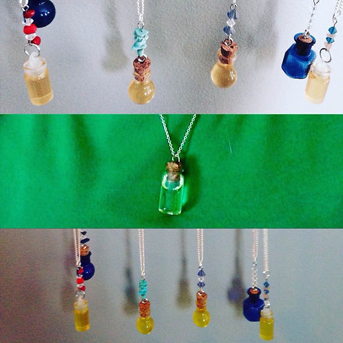 Anointing Oil Necklace
