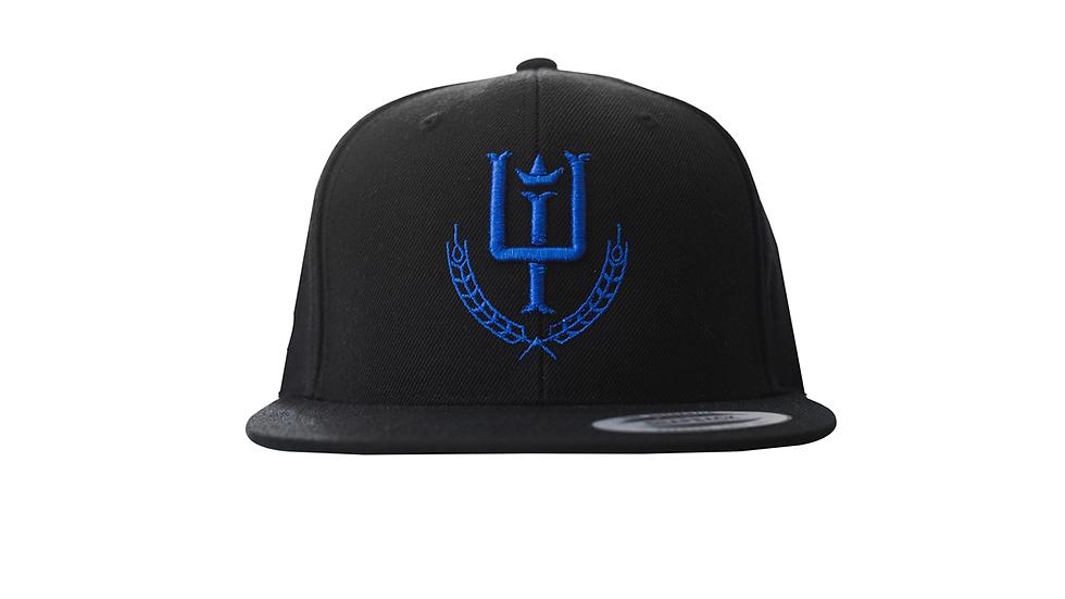 Blue Logo Snapback