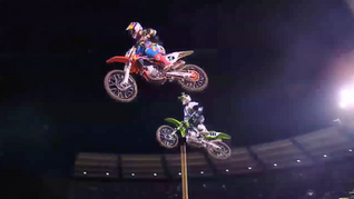 Supercross Behind The Dream