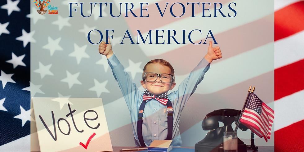 Future Voters of America Civics Camp