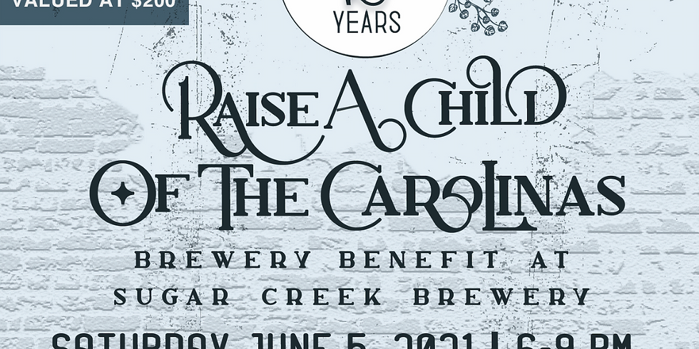 """""""Cheers to 2 Years"""" Beer Benefit"""