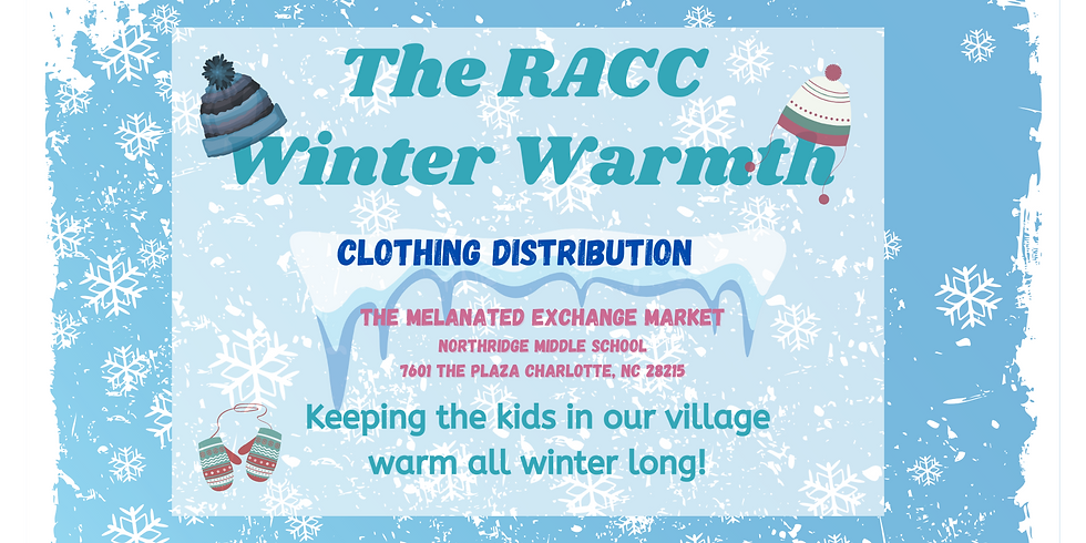 Winter Warmth Clothing Distribution