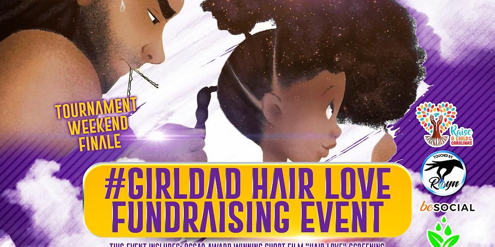 #GirlDad Hair Love RACC Fundraiser