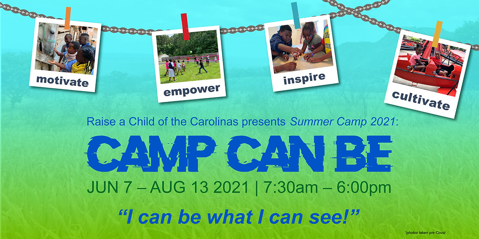"""""""Camp Can Be"""" - Summer Camp"""