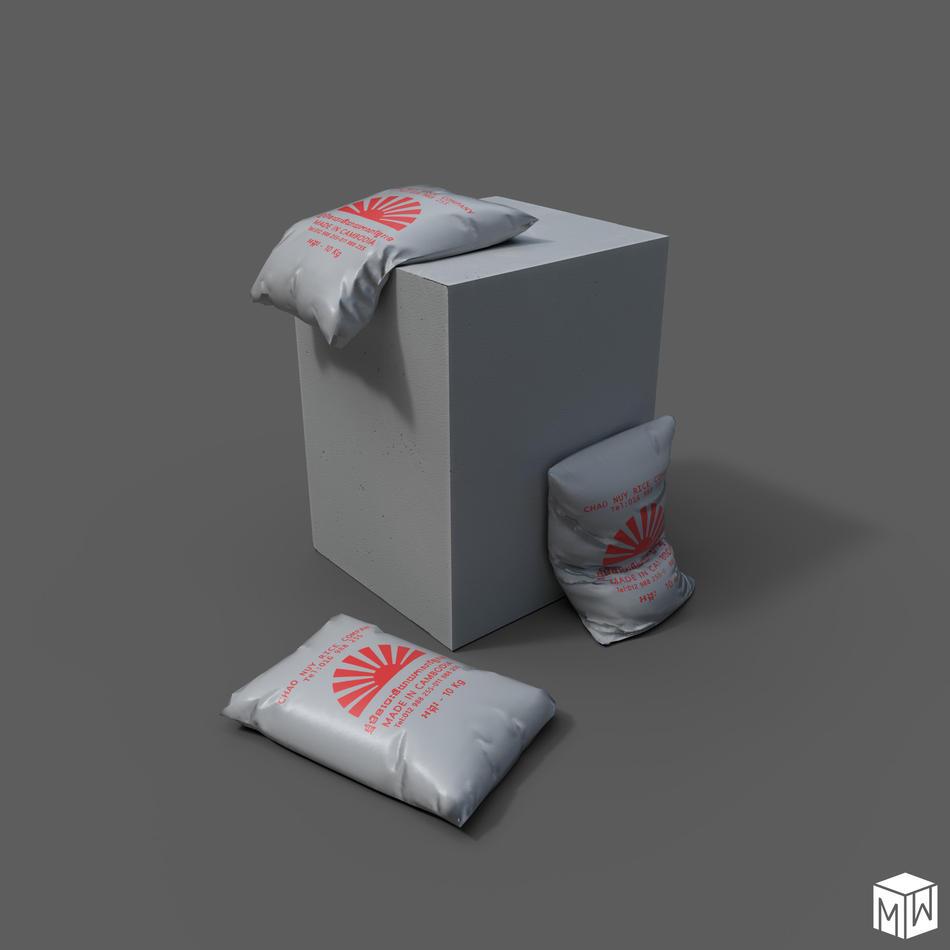 Rice Sacks