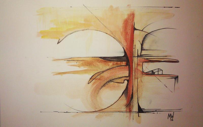Geometric Hallucination 92B