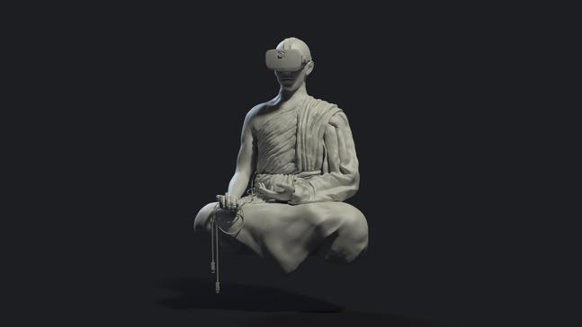 VR Monk