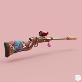 90's gun