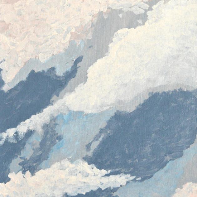 Blue Sky Gray