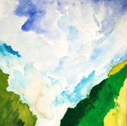 Sky Series Untitled