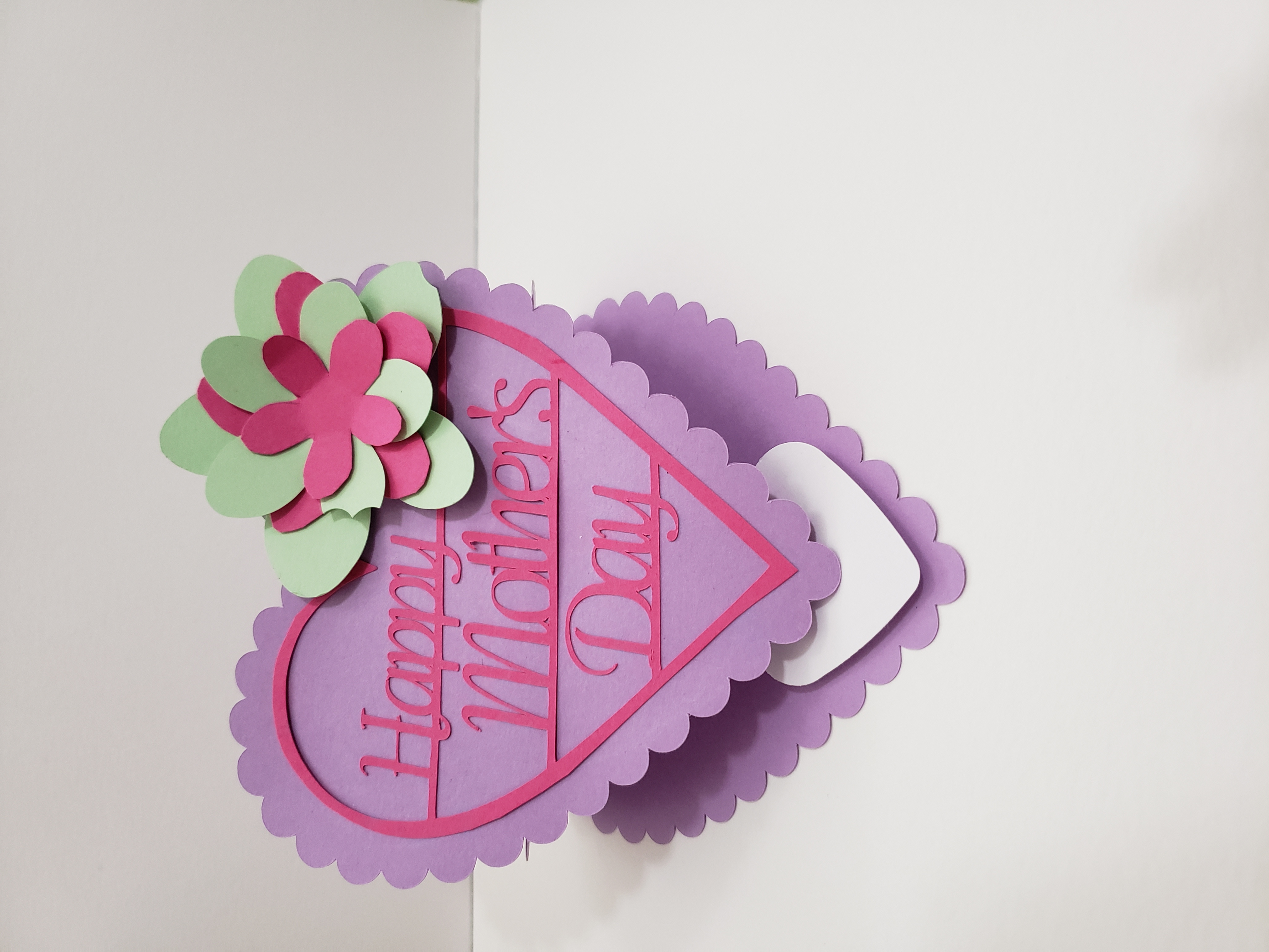 Mother's Day Folding Card