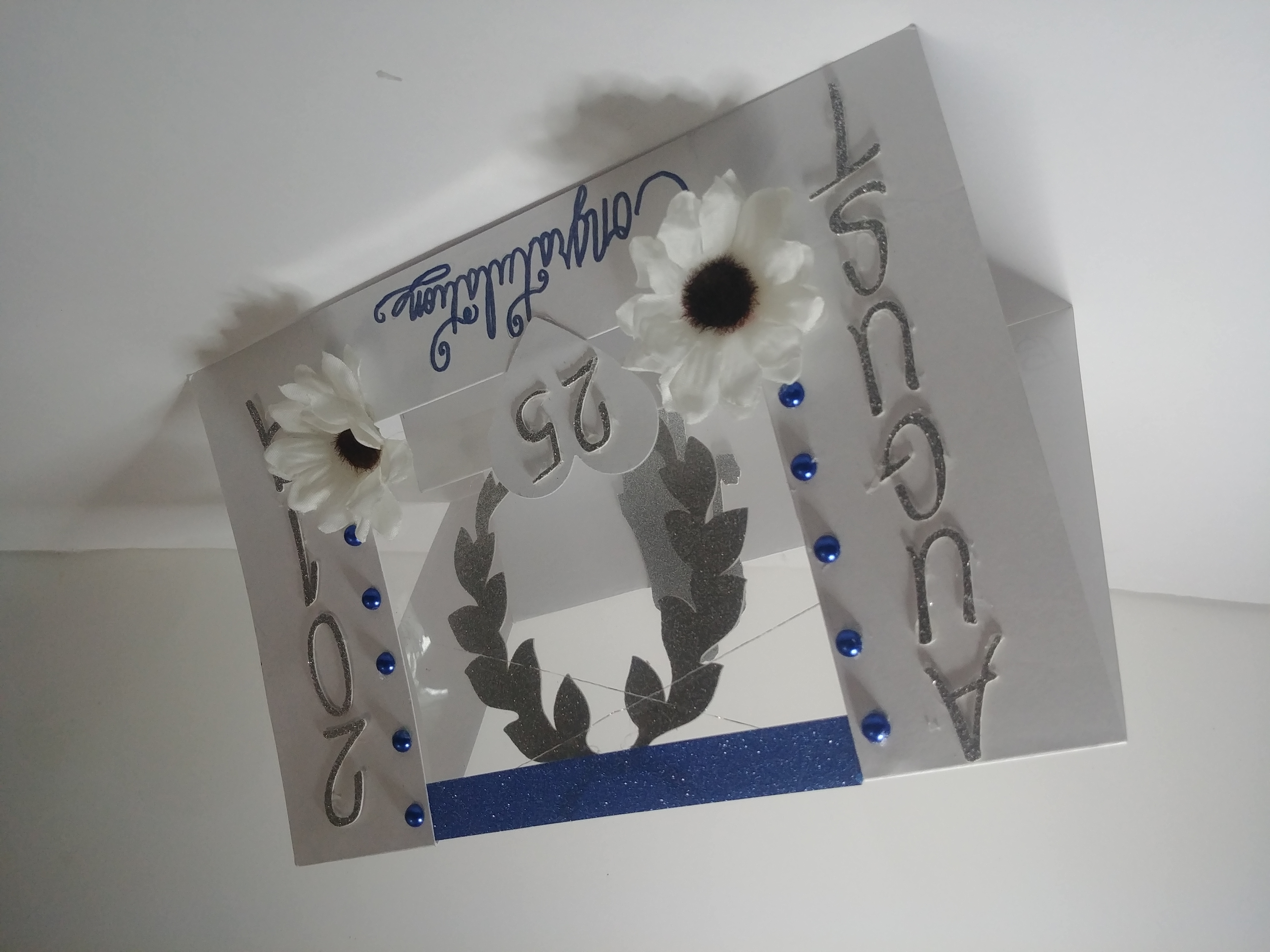 Mid Tier Wedding Card