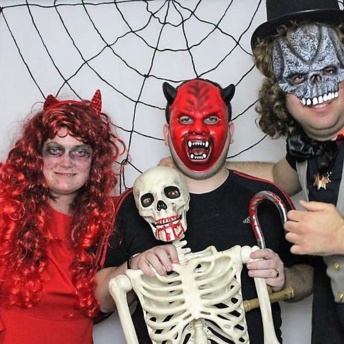Heart Venture Halloween Ball