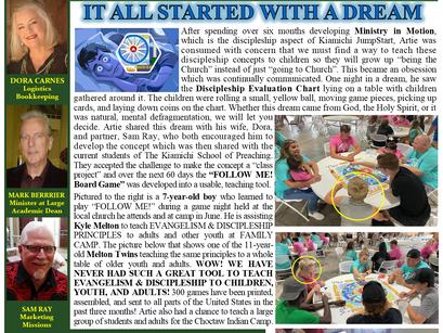 KMCM Newsletter-August 2021