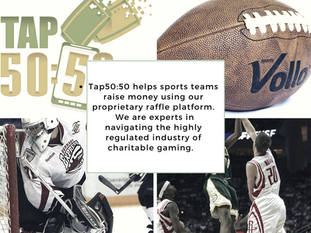 Texas Professional Sports Teams 50/50 Raffle Basics