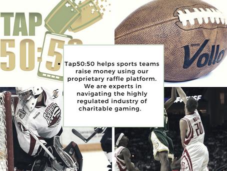 Texas Professional Sports Teams 50/50 Raffle Basics