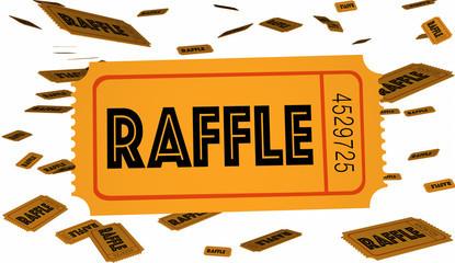 Ontario Electronic 50/50 Raffles-2014