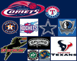 List of Texas Pro Teams that Qualify for 50/50 Raffles under Proposition 5