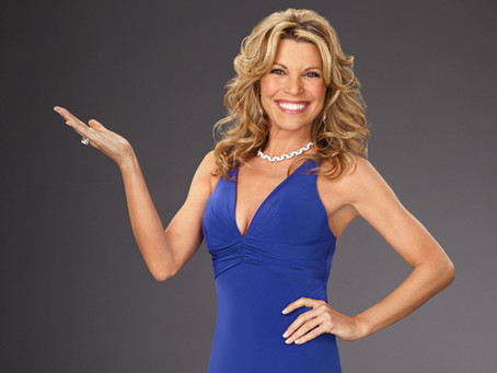 Yes Vanna White, There is a New Blog Post