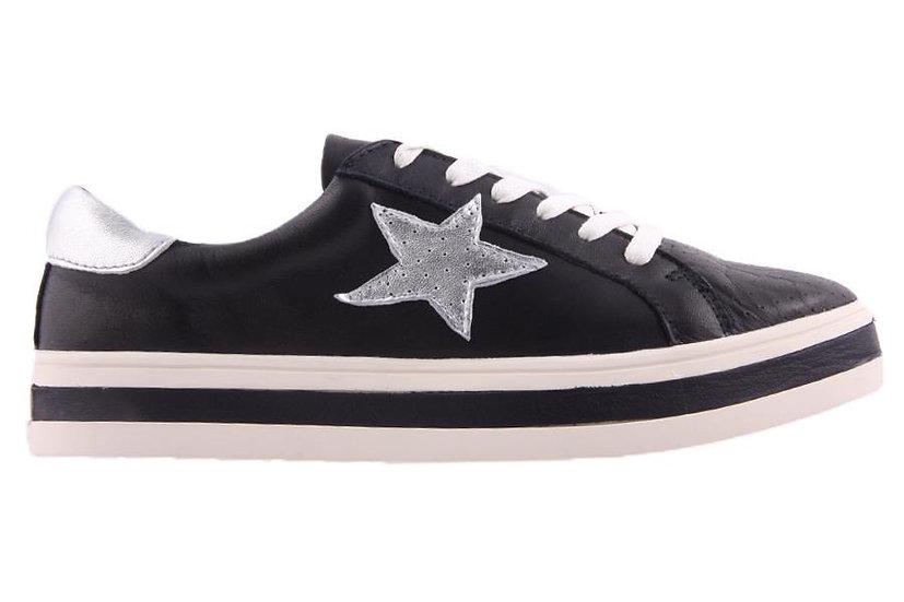Navy Alfie & Evie Sneakers