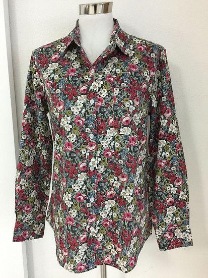 Cranberry Printed Shirt