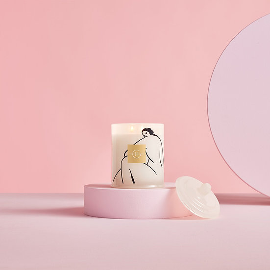 Ode to Women Candle