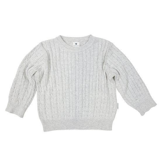 Shooting Star Cable Knit Sweater