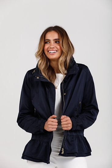 Danbury Jacket - Navy