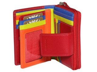 Red/Multi Wallet