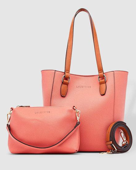 Rachel Melon Tote Bag