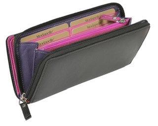 Black/Multi Wallet