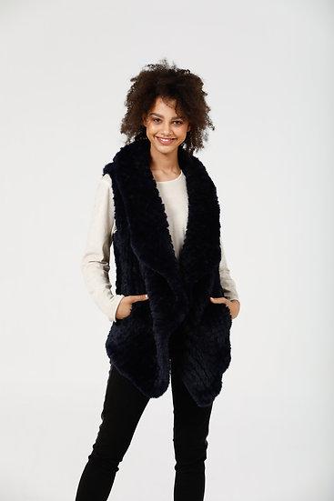 Midnight Blue Haywood Vest