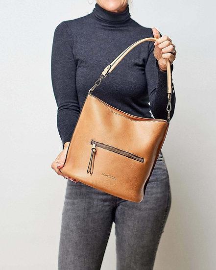 Baby Juno Shoulder Bag Nutmeg