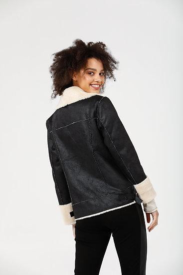 Black Haywood Jacket