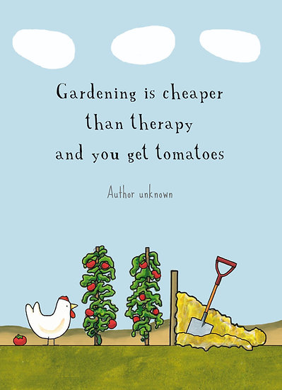 Garden Therapy, Gift Card